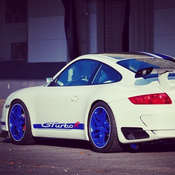 2011 9ff Porsche 911 GT3 GTurbo R