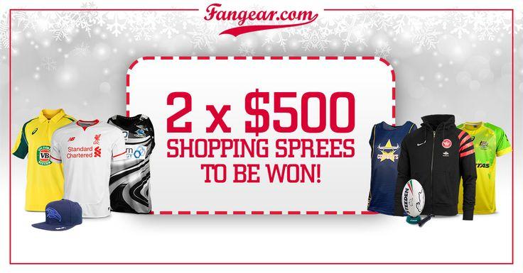 Win a $500 Fangear Gift Card!
