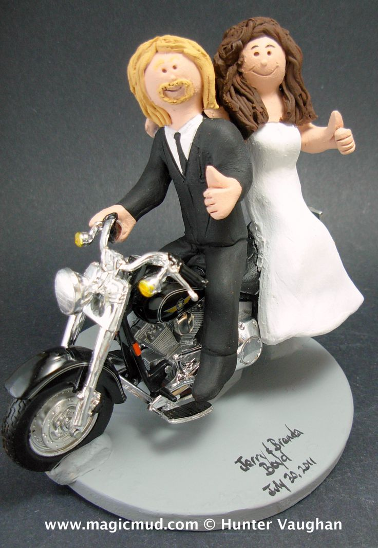 motorcycle cake topper 55 best images about harley davidson motorcycle wedding 6052
