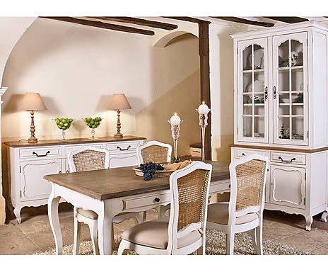 M s de 1000 ideas sobre pintura para el comedor en - Mesas cocina vintage ...