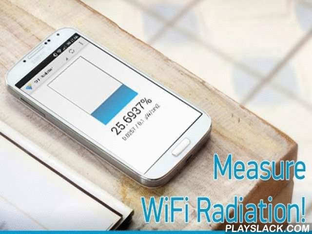 WiFi Radiation Meter  Android App - playslack.com ,  Wireless routers or Internet modems emit electromagnetic radiation while they transmit their signals.But is this radiation harmful?This application measures the WiFi electromagnetic radiation in approximation, and given the selected limits, it informs you if your environment could be considered harmful or not.Features- WiFi Radiation meter- Show the proportion of Radiation emitted by the several wireless devices around- Create projects and…