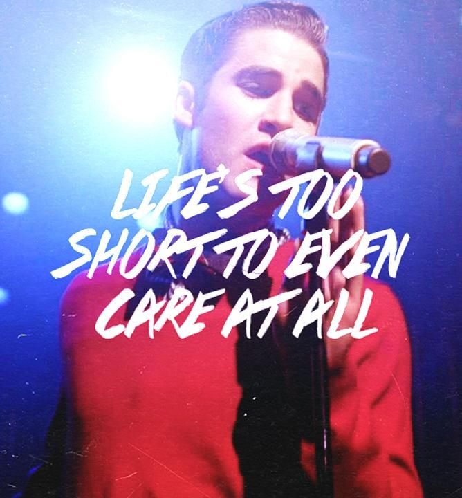 Cough Syrup, favorite Blaine song !