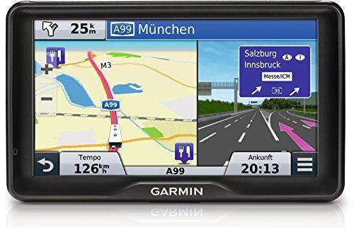 Garmin Camper 760LMT-D – GPS Camping Car Écran 7 Pouces – Appel Mains Libres et Commande Vocale – Info Trafic et Carte (45 Pays) Gratuits à…