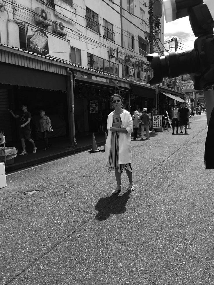 MINELAL | 2017 Supring/Summer behind the scene photo https://www.instagram.com/minelal__/