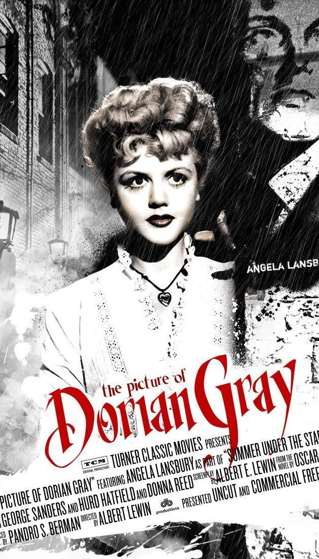 The Picture of Dorian Gray (1945). Read the book but never knew about this!!!