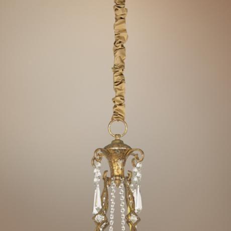 25+ unique Chandelier chain ideas on Pinterest   Make a chandelier ...