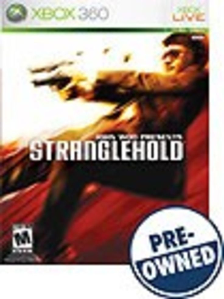 John Woo Presents Stranglehold Collector's Edition — PRE-Owned - Xbox 360
