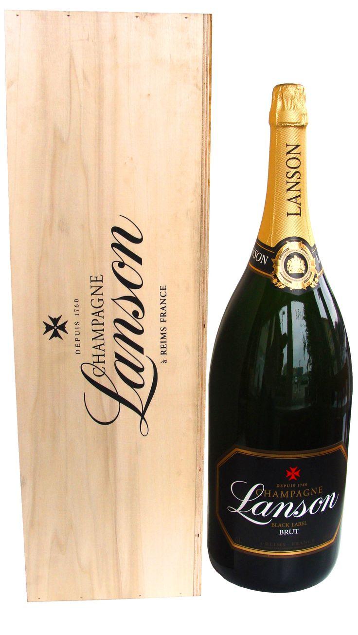 "Hľadáte výnimočný darček ? Určite Vás osloví LANSON Champagne Mathusalem 6L  ""Šampanské"" ...... www.vinopredaj.sk .................  #champagne #mathusalem #lanson #dar #gift #darcek #ochutnaj #taste #sampanske #inmedio #wineshop #vinoteka #vynimocne #daruj #unikatne #nadhera"
