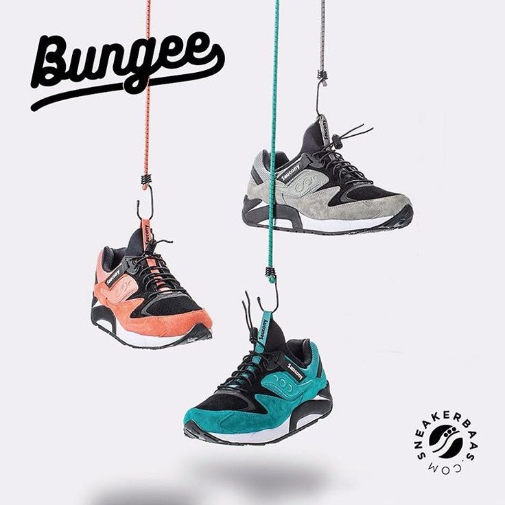 #sauconybungeepack #sneakerbaas #baasbovenbaas  Saucony Grid 9000 Bungee Pack - Bungee cord style laces are used for a unique look on the Grid 9000, the Pennsylvania-based brand is generating heat for the Saucony-heads with this unique release!  Now online available   Priced at 124.95 EU   Men Sizes 41 - 44.5 EU