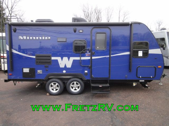 Popular Using Only Premium Quality Materials Such As 58 Plywood Floors, Aluminum Framing, And Highgloss Gel Coat Fiberglass Available In Red, Yellow, Green, Orange, Blue, Platinum, And White, Winnebagos Minnie Travel Trailer Separates