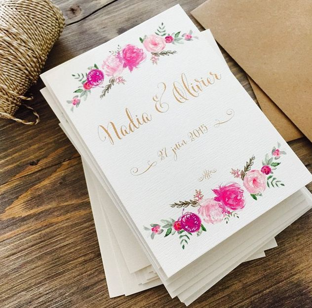 92 best mariage faire part images on pinterest wedding stationery invitations and weddings. Black Bedroom Furniture Sets. Home Design Ideas