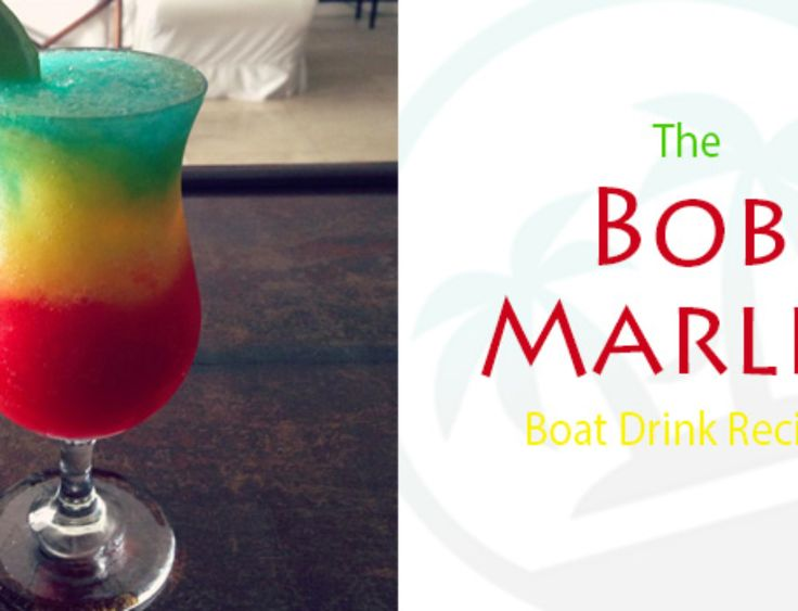 One Rum With A Frozen Bob Marley