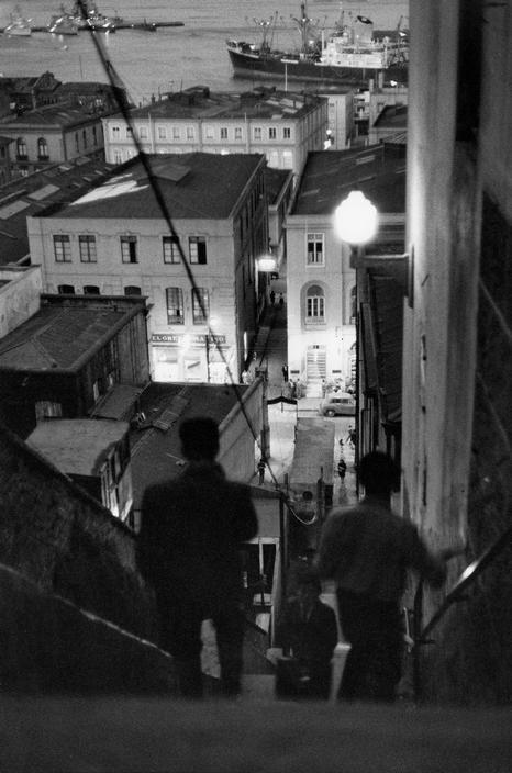 Valparaíso - por Larrain
