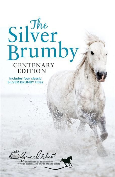 Silver Brumby series by Elyne Mitchell