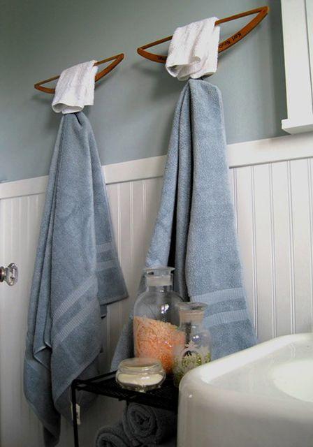 25 Best Ideas About Bathroom Towel Bars On Pinterest Over Door Towel Rack Www Marthastewart