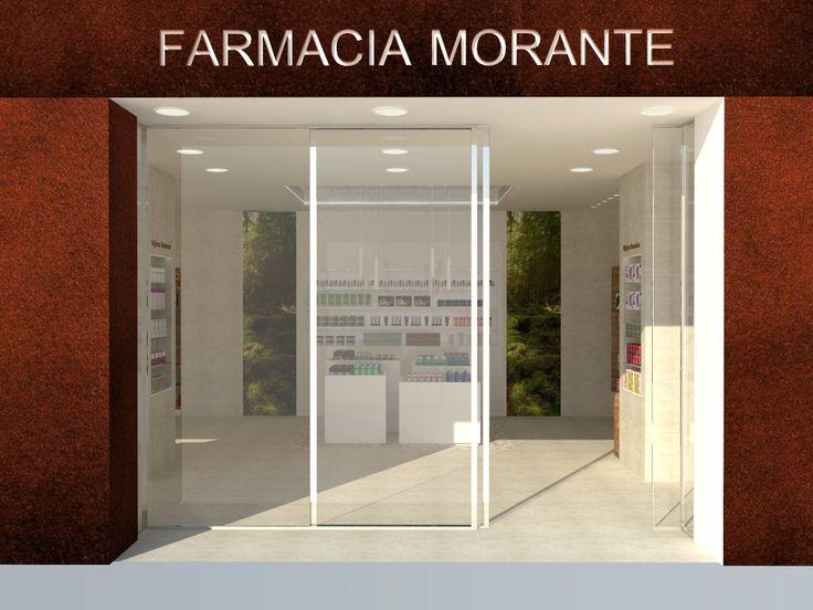 farmacia morante pharmacy designsliding doorpharmacy - Pharmacy Design Ideas