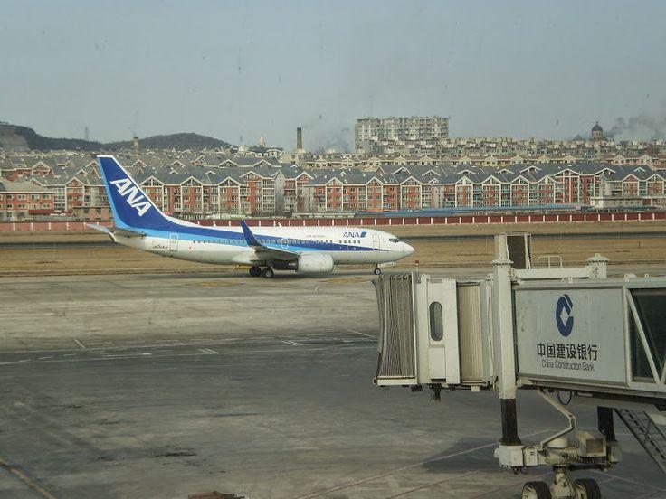 Dalian Airport, 2010