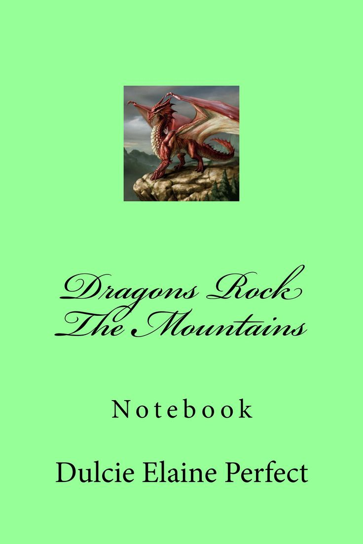 children who love to keep notes while flying on a dragon