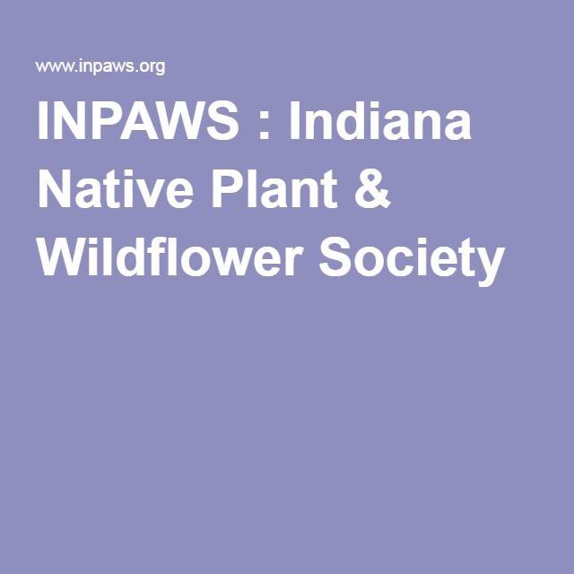 Indiana Native Plants