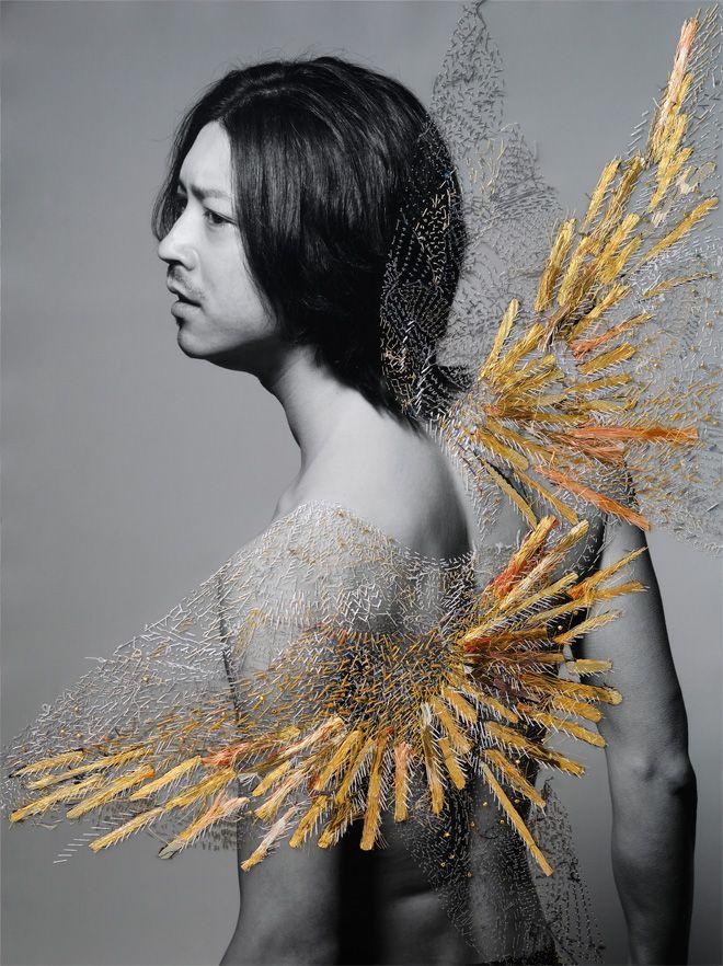 清川あさみ「男糸 danshi」展 | PARCO MUSEUM | パルコアート.com