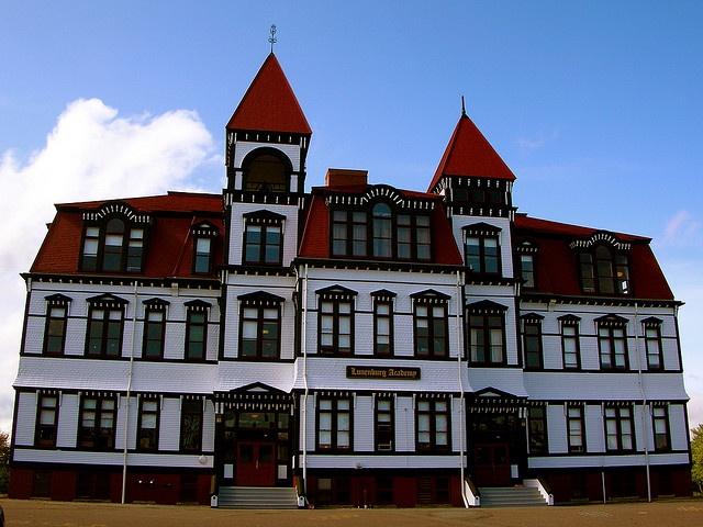 The Academy in Lunenburg, NS