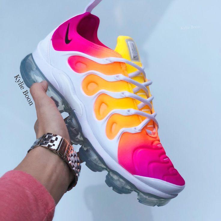 INSTAGRAM Nike VaporMax plus custom by Kylie boon @ jklcustoms