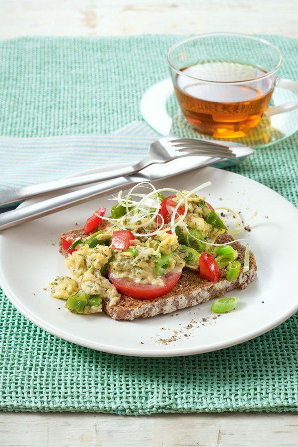 Eine erfolgreiche Diät erfordert ein gutes Frühstück! Hier findest du fünf …   – Brot Snack