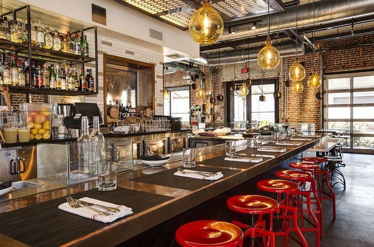 {Restaurant Review}: Bestia DTLA Los Angeles Hotel Interior Designs