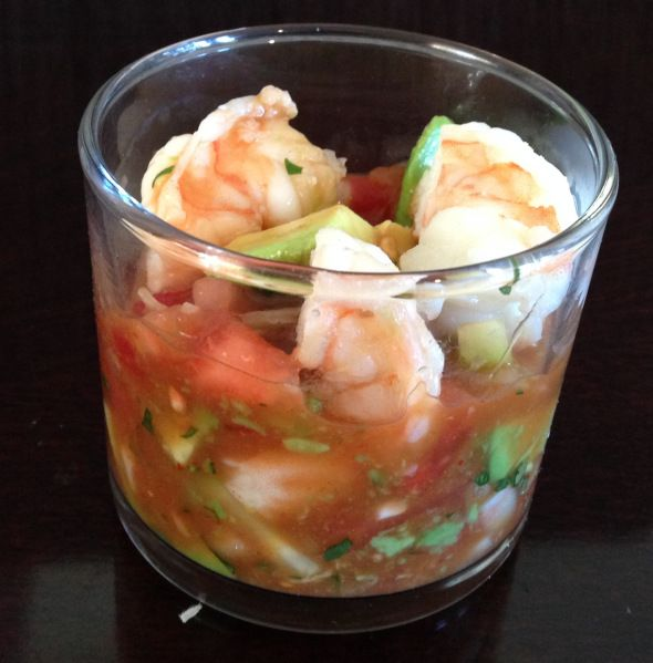 Shrimp Cocktail from www.sleevers.word.... High protein, low carb ...