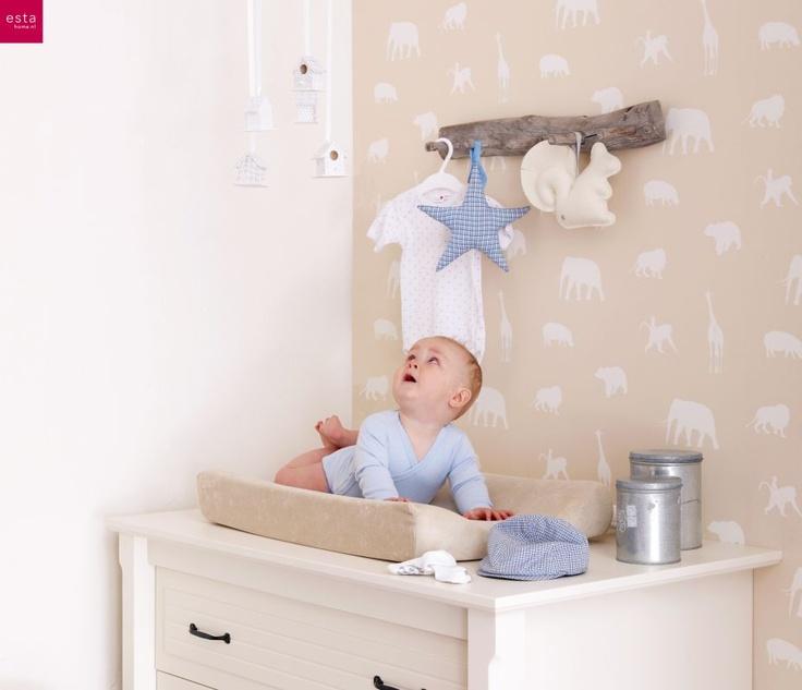 22 best babykamer meisje images on pinterest, Deco ideeën