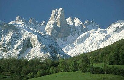 Foto del Invierno en los Picos de Europa