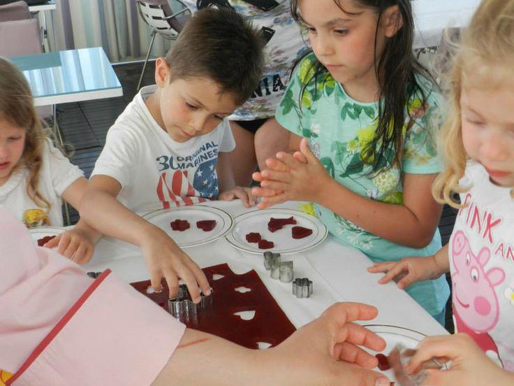 Dolcetti al cioccolato! Con Sonia Balacchi e Monica Balacchi.