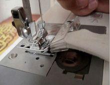 Новый Биндер Прижимной Низкий Хвостовика Плоскостопие Ноги Швейные Машины(China (Mainland))