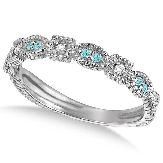Womens Stacking Rings