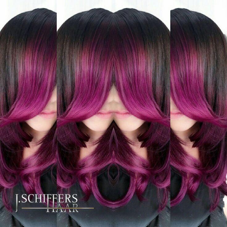 Ombre Balayage @schiffershaar  #schiffershaar #ombre #ombrebalayage #ombrehair #farbverlauf #colorationexpert #haarfarbexperte #langehaare #langhaarfrisuren #vipstyling #viphair #bloggers #bloggen #ombreviolet #extensions #haartapes #haarverlängerung #promifriseur #köln #cologne #hairstylist Olaplex LaBiosThetique Paris