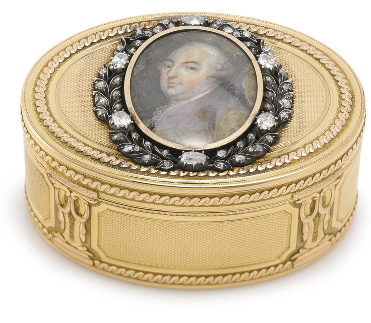 Billedresultat for versailles snuffbox