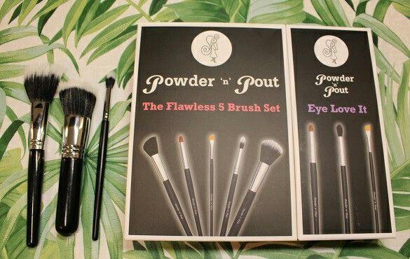 #irishbeauty #powdernpout www.Fayrebeauty.com #makeupbrushes