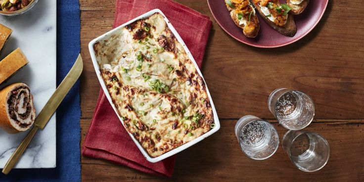 This savory dip will be the first thing devoured in your appetizer spread.