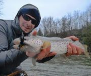 Otter Creek - Mid to Lower, Vermont Fly Fishing Reports & Conditions