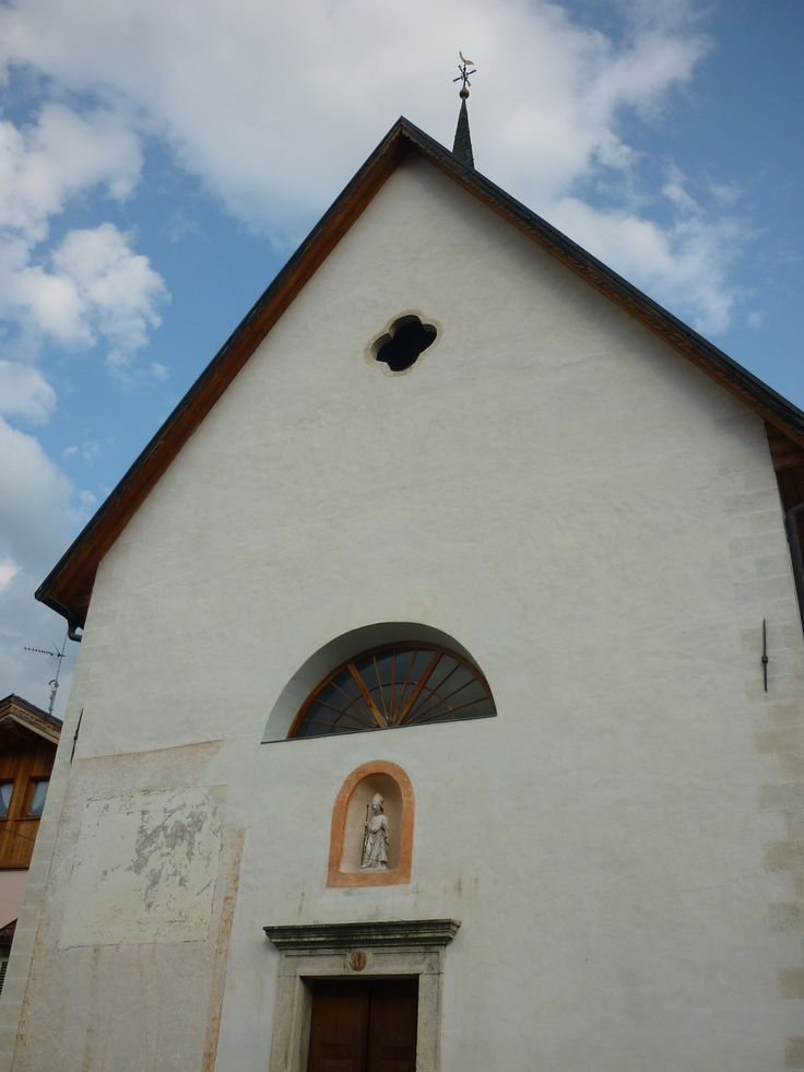 Chiesa parrocchiale di San Biagio, Alleghe