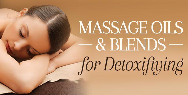 Body detox massage blend recipes new directions