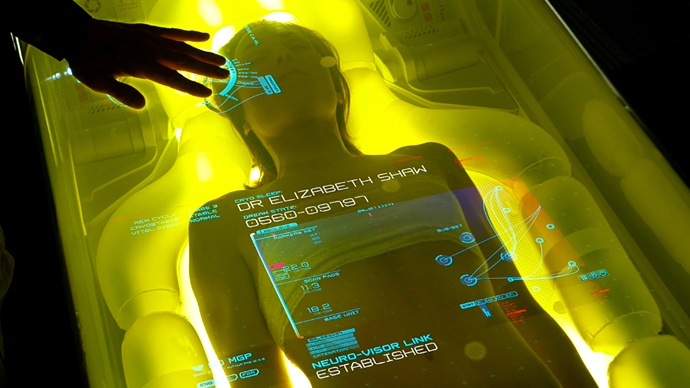 Ridley Scott's recent success Prometheus featured hundreds of UI motion screens and HUD overlays created by Territory.    More information coming soon…