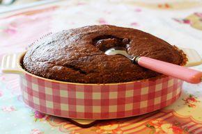 Damy's Kitchen: Sağlıklı Çikolatalı Sufle / Healthy Chocolate Soufflé