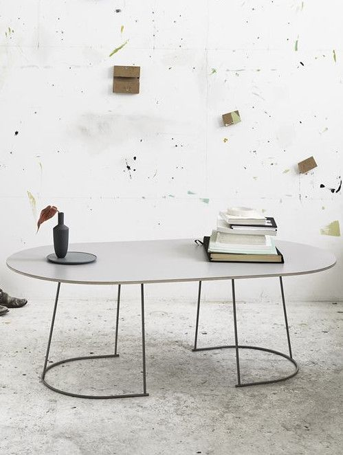 Muuto introduces Airy side tables @muuto