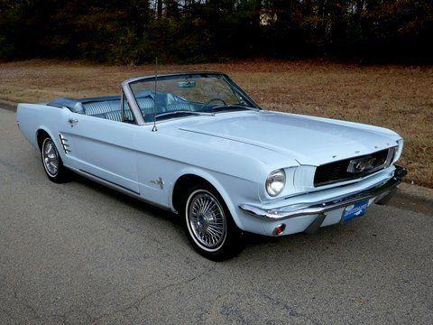 1966 Ford Mustang te koop - Classic Car en oldtimers ...