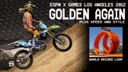 X Games Day 3 Report: World Record, Speed and Style, Women's Moto X Racing