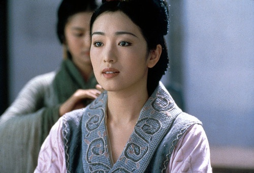 Gong Li in The Emperor and the Assassin
