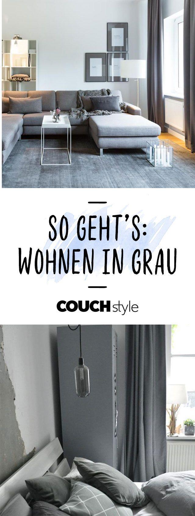 Grau • Bilder & Ideen