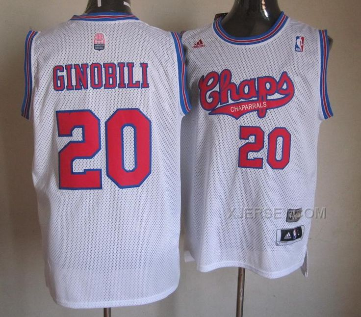http://www.xjersey.com/spurs-20-ginobili-white-throwback-jerseys.html SPURS 20 GINOBILI WHITE THROWBACK JERSEYS Only $34.00 , Free Shipping!