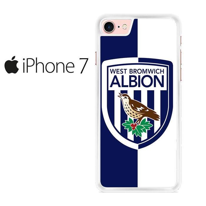 West Bromwich Albion Fc Iphone 7 Case